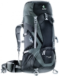 Рюкзак Deuter ACT Lite 40 + 10 (черный)
