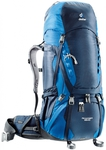 Рюкзак Deuter Aircontact 65+10 (midnight-ocean)