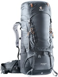Рюкзак Deuter Aircontact 65 + 10 (Graphite/Black)