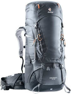 Рюкзак Deuter Aircontact 75+10 (Graphite/Black)