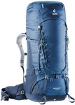 Рюкзак Deuter Aircontact 75+10 (Midnight/Navy)