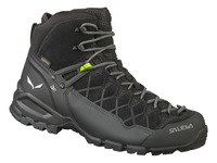 Ботинки для треккинга Salewa Alp Trainer Mid Gore-Tex Men's Black/Black