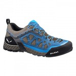 Треккинговые кроссовки Salewa Approach MS FIRETAIL 3 (Black Out/Mayan Blue)