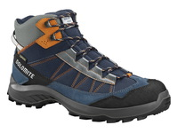 Ботинки для хайкинга Dolomite Brez Gtx Taupe (Night Blue/Orange)