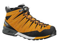 Ботинки треккинговые Dolomite Crodarossa Mid Gtx (Bright Orange/Black)