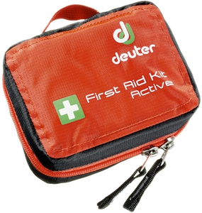 Туристическая аптечка Deuter First Aid Kit Active