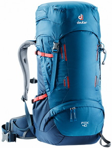 Рюкзак Deuter Fox 40 (ocean-midnight)