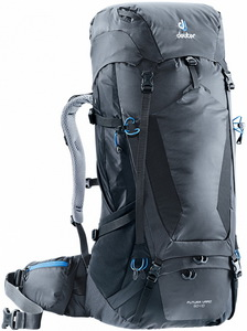 Рюкзак Deuter Futura Vario 50 + 10 (graphite-black)