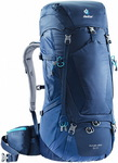 Рюкзак Deuter Futura Vario 50 + 10 (midnight-steel)