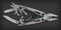 Мультиинструмент GERBER 2015 Industrial Legend - Multi-Plier 800