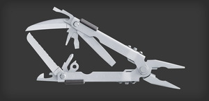 Мультиинструмент GERBER Multi-Plier 600 Needlenose Stainless