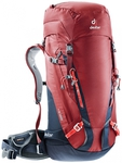 Рюкзак Deuter Guide 35+ (cranberry-navy)