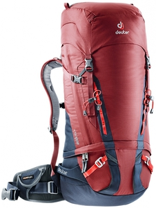 Рюкзак Deuter Guide 45+ (cranberry-navy)
