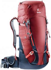 Рюкзак Deuter Guide Lite 32 (cranberry-navy)