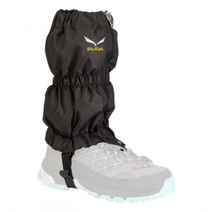 Гетры детские Salewa Junior Gaiter (black)