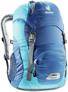 Детский рюкзак Deuter Junior (steel-turquoise)