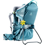 Рюкзак-переноска Deuter Kid Comfort Active SL (denim)