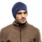 Шапка Buff Lightweight Merino Wool Hat (SOLID DENIM)