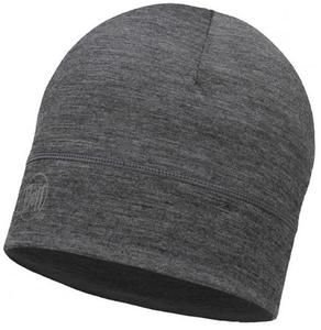 Шапка Buff Lightweight Merino Wool Hat SOLID (Grey)