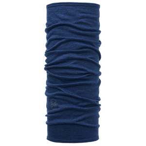 Бандана Buff LIGHTWEIGHT MERINO WOOL (SOLID DENIM)