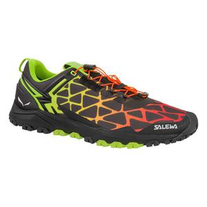 Кроссовки Salewa MS MULTI TRACK (Black/Cactus)
