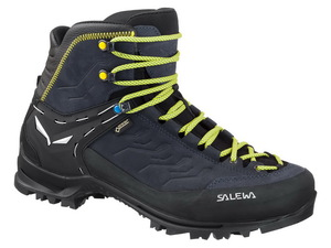 Ботинки для треккинга Salewa Rapace Gore-Tex Men's (Night Black/Kamille)