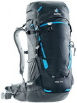 Рюкзак Deuter Rise 34+ (black-graphite)