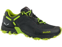 Треккинговые кроссовки Salewa MS Speed beat GTX (Black Out/Fluo Yellow)