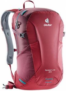 Рюкзак спортивный Deuter 2019 Speed Lite 20 (cranberry-maron)