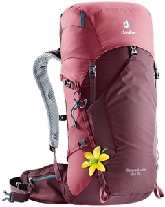 Рюкзак Deuter Speed Lite 24 SL (maron-cranberry)