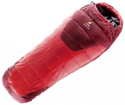 Спальник детский Deuter Starlight EXP (fire-cranberry)