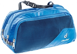 Косметичка походная Deuter Wash Bag Tour III (Coolblue/Midnight)
