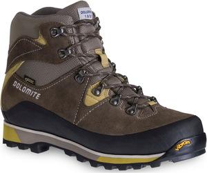 Ботинки треккинговые Dolomite ZERMATT GTX (Date Brown/Marsh Green)