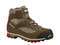 Ботинки треккинговые Dolomite Zernez Gtx (Dark Earth Brown/Rusty Red)